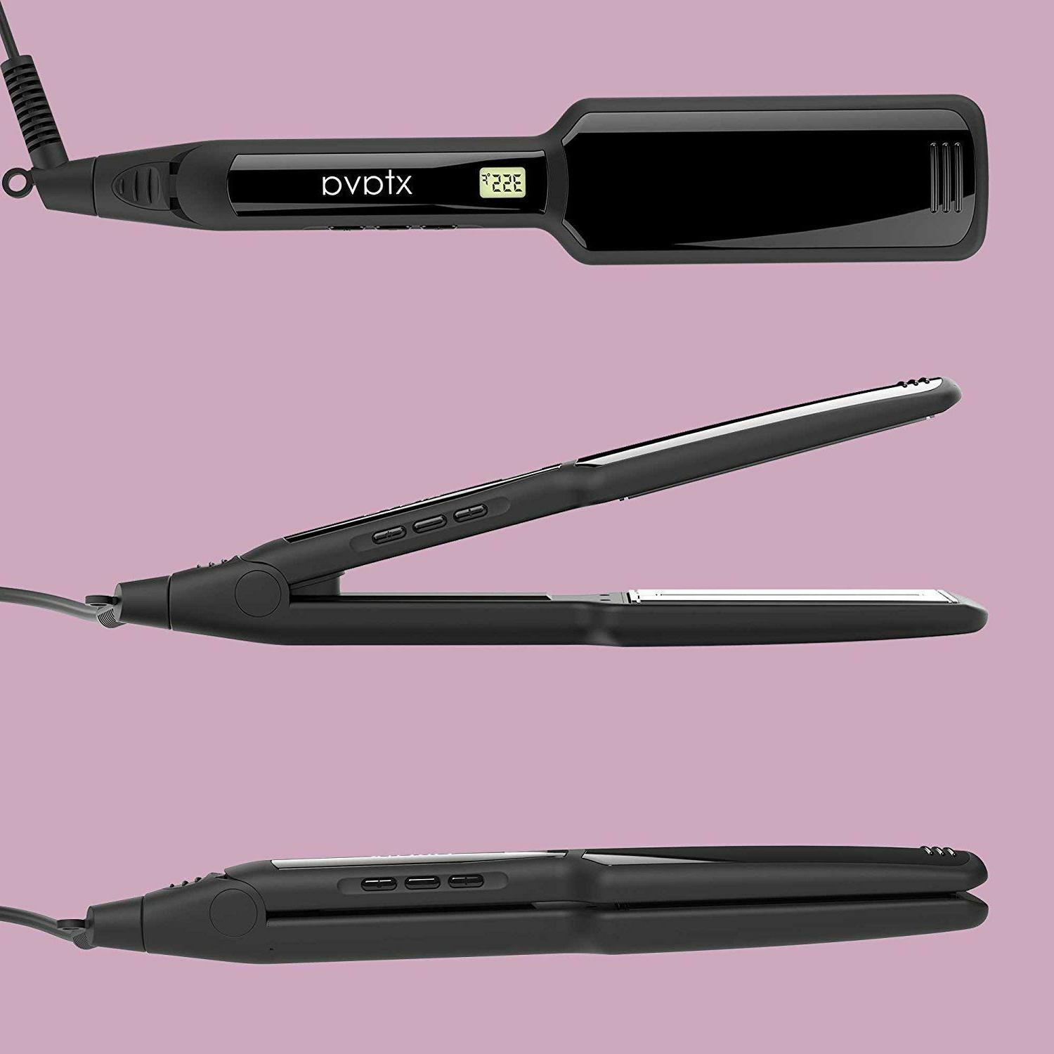 Xtava Infrared Hair Straightener - 2 Dual