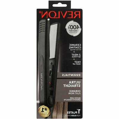 FLAT Revlon Coating Results Women Styler