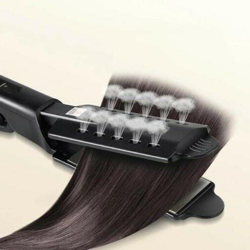 Ceramic Tourmaline Iron Hair Straightener Straight Hair