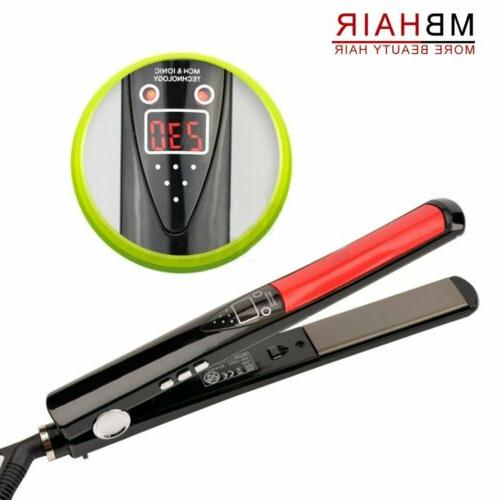 Hair Straightener Iron Remington Wet Inch Steam Ceramic BP