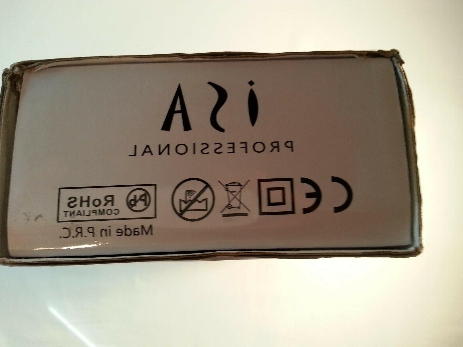 Isa Mirror Titanium Digital Hair Straightener 1