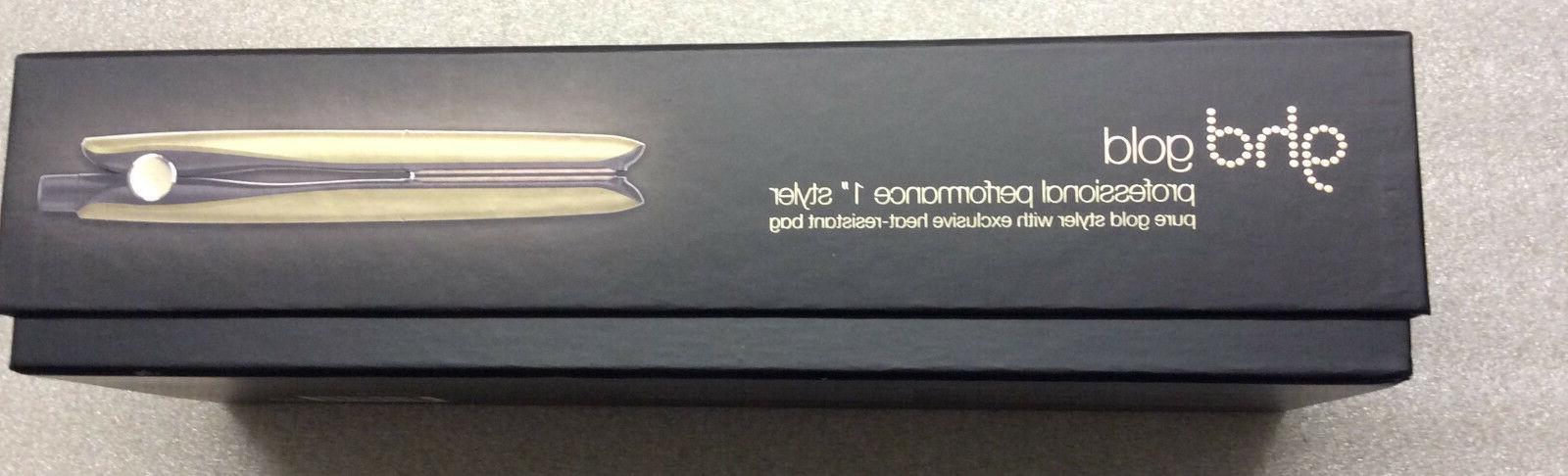 GHD gold styler Professional 1 Flat Iron