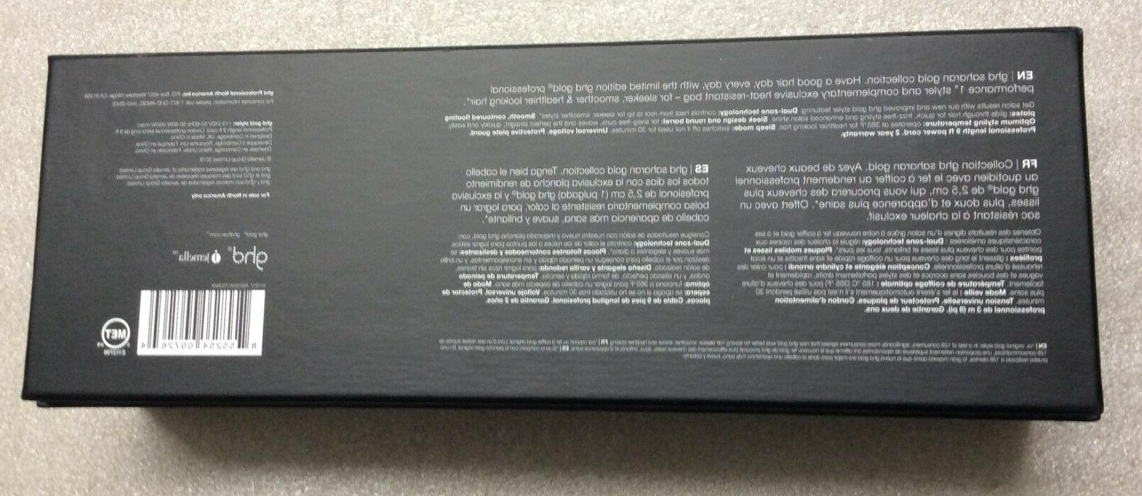 GHD styler Professional Platinum 1 Flat