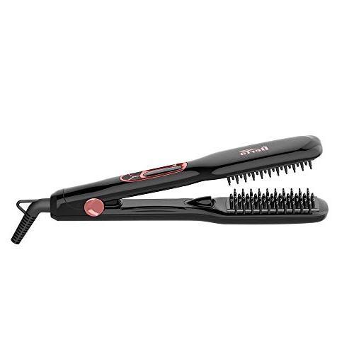 BERTA Hair Brush Flat Iron