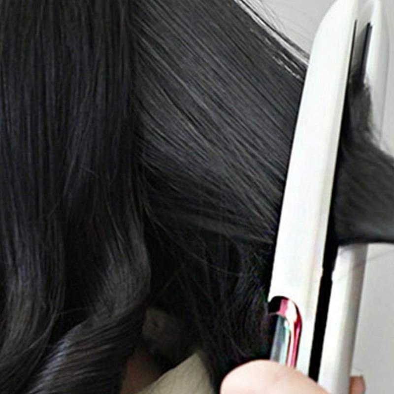 Straight Hair Dry-Wet Purpose <font><b>Iron</b></font> Eu