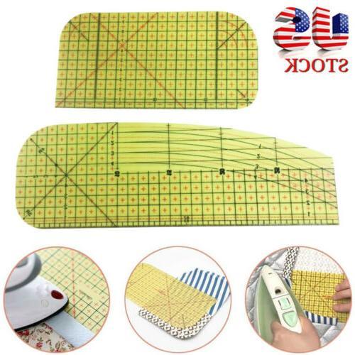 hot iron ruler flat iron diy craft