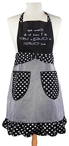 Manual Woodworkers and Weavers IOAPCDY Curl Up and Dye Apron