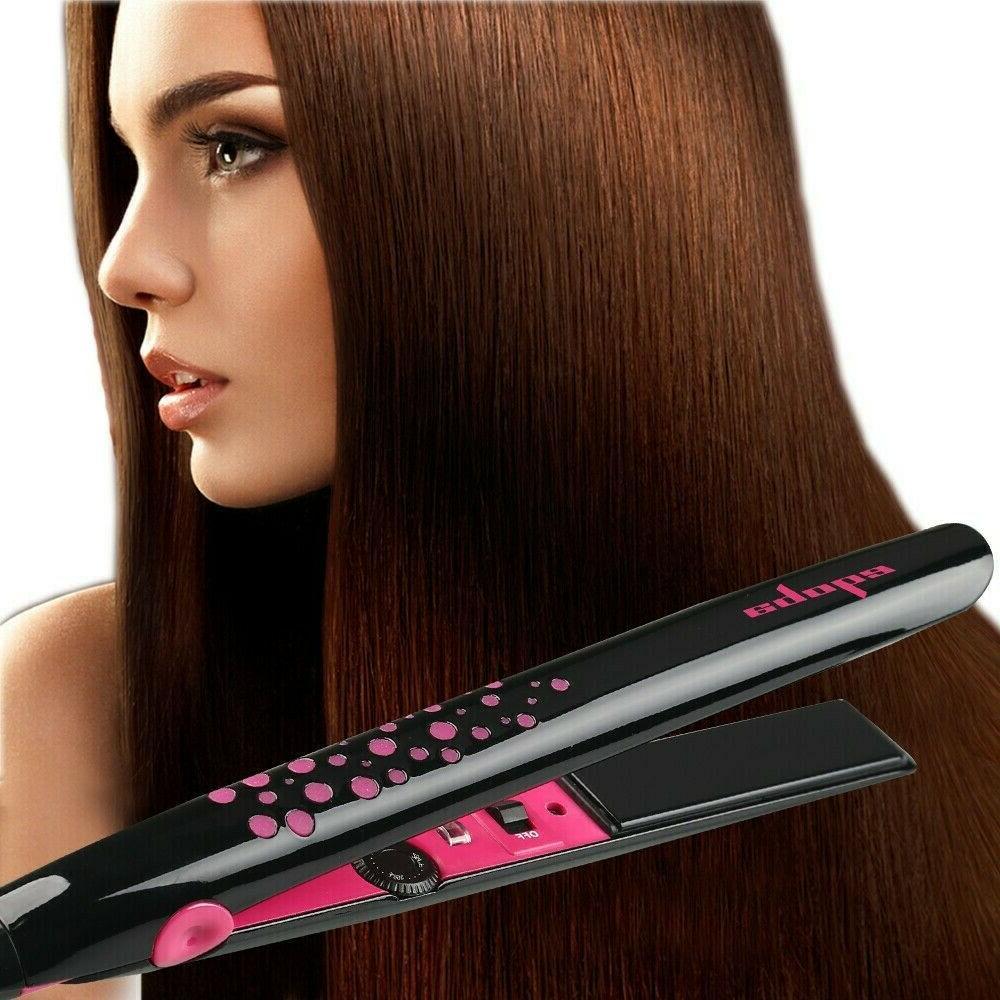 new ceramic flat iron hair straightener hair