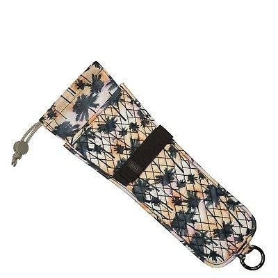 NEW Lug Travel CLIPPER Flat Iron Curler Case Insulated Stash
