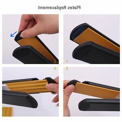 Pro Replaceable Ceramic Iron Hair Crimper