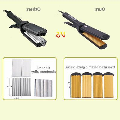 Pro in Replaceable Curling Iron Hair