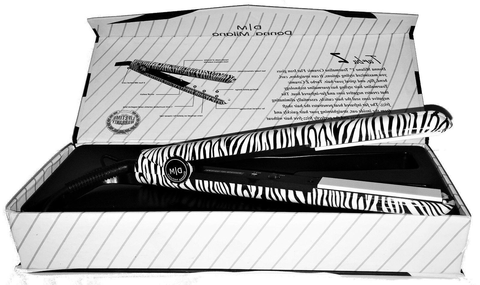 pro flat iron zebra salon use amazing