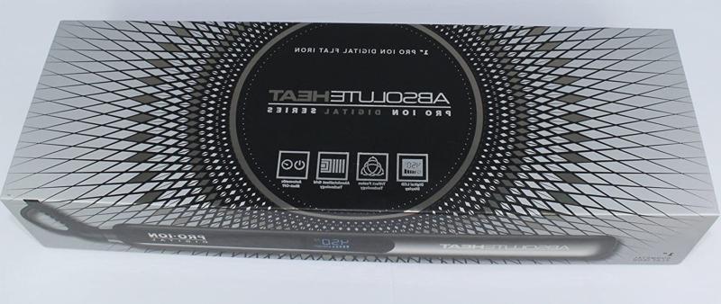 Absolute Heat Pro Digital Gunmetal, 1 Inch