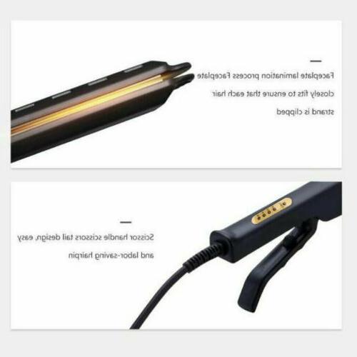 Profession Four-Gear Ceramic Hair Straightener lonic