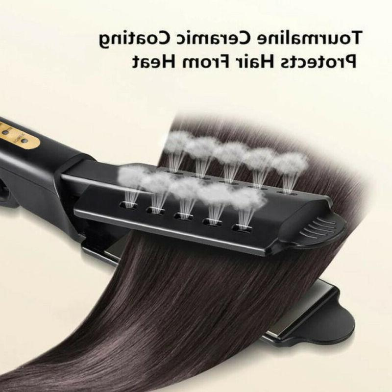 Professional Four-gear Ionic Hair Straightener
