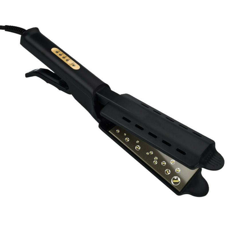 Professional Four-gear Ionic Flat Straightener