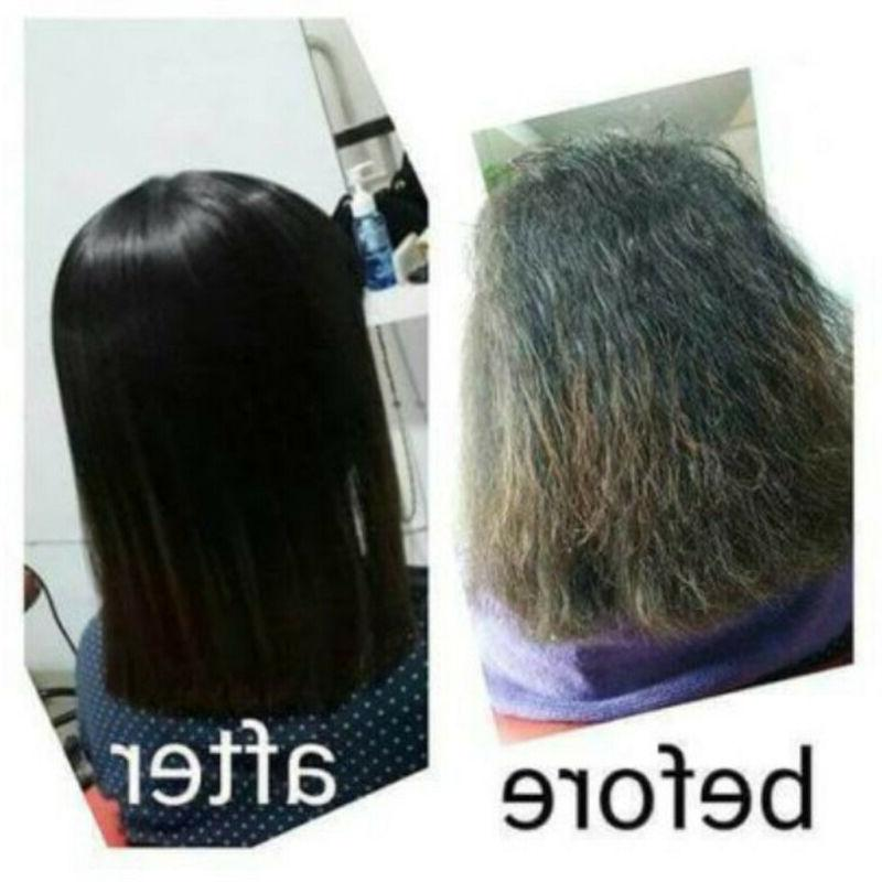 Ceramic Tourmaline Straight Hair