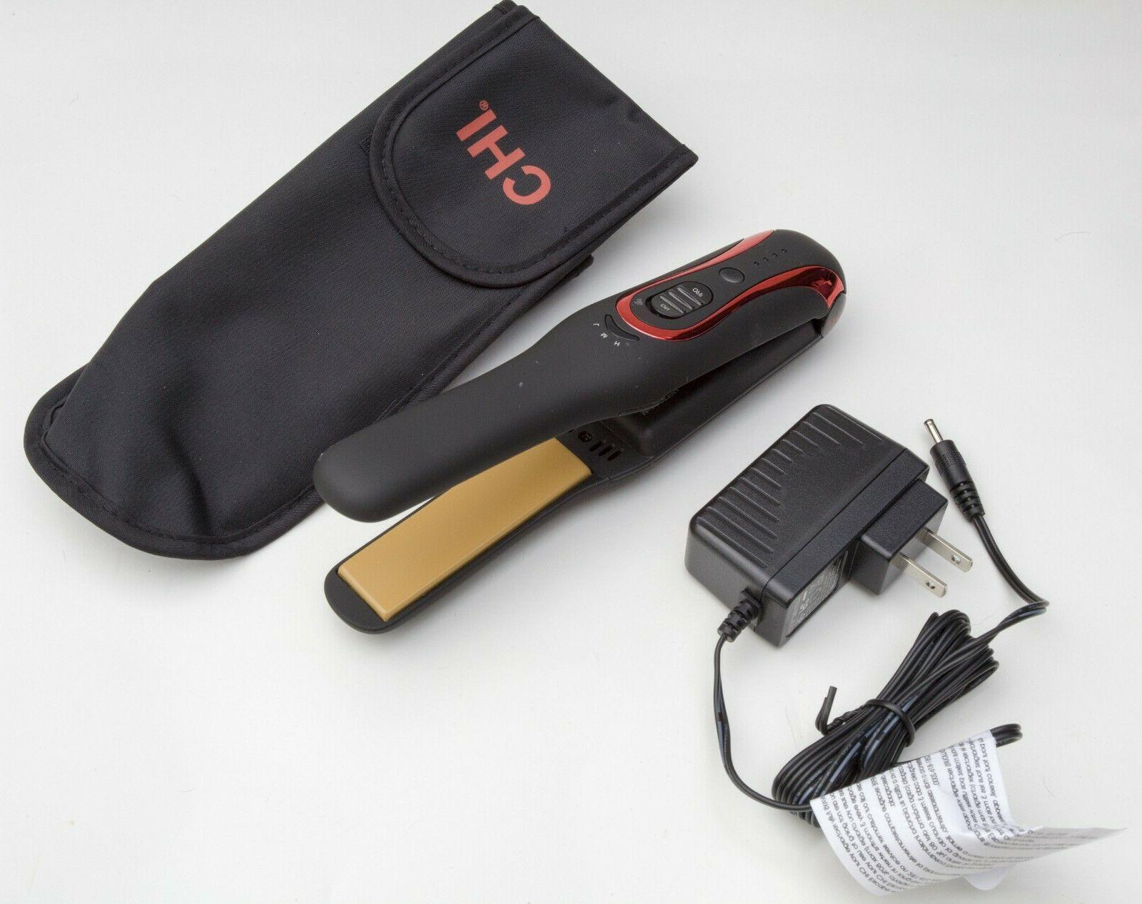 Professional Straightener Cordless Styling by