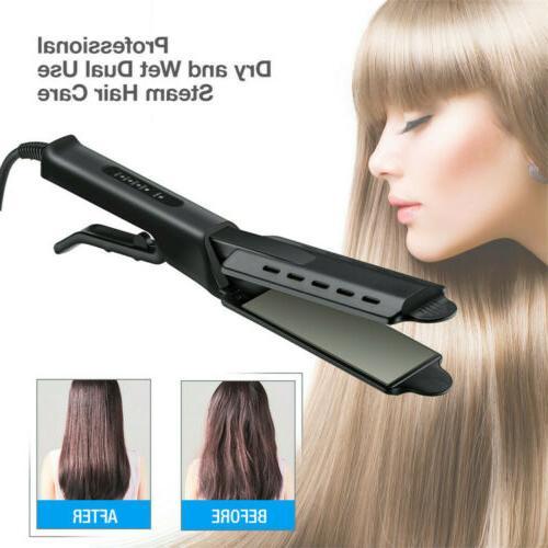 Professional Ionic Flat Iron Tool Dry