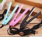 Professional Mini Travel Hair Straightener Flat Iron Perm Sp