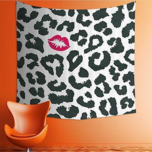 safari decor custom tapestry cheetah