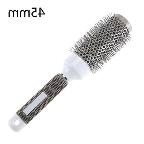 set combs hair brush ceramic