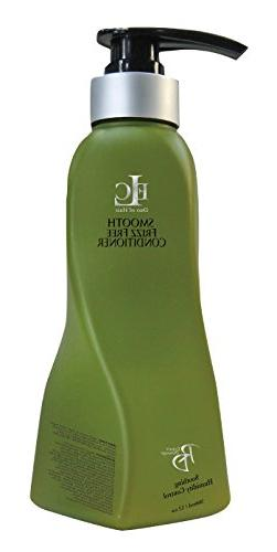 ELC RD Smooth Frizz Free Conditioner; Detangles, Adds Color