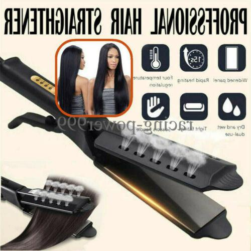 Four Ionic Hot Hair Glider US New