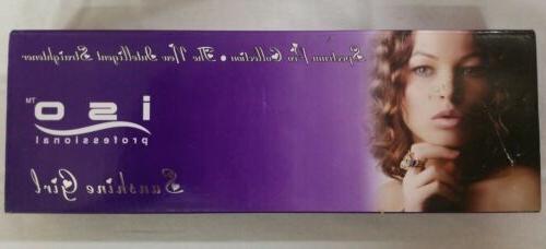 ISO girl Flat 100% Solid Ceramic 450F Purple