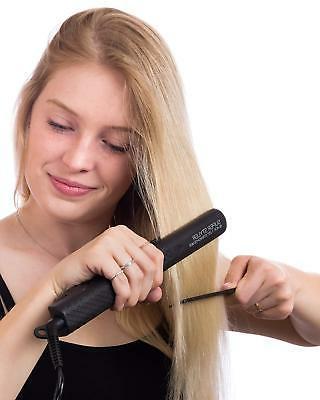 "Herstyler Onyx Hair 1.25"" Black"