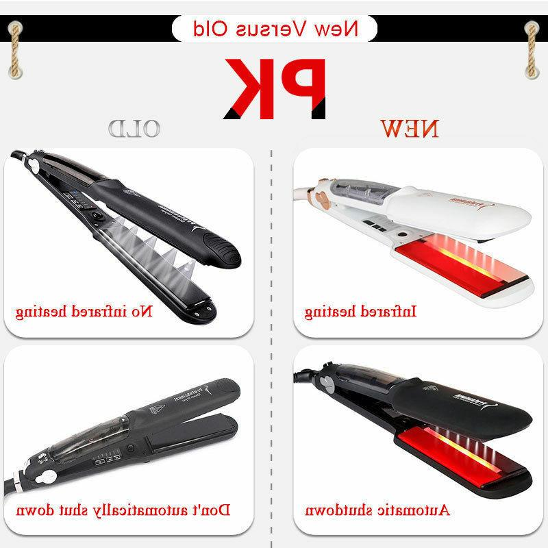 Unisex Salon Straightener Styler Flat