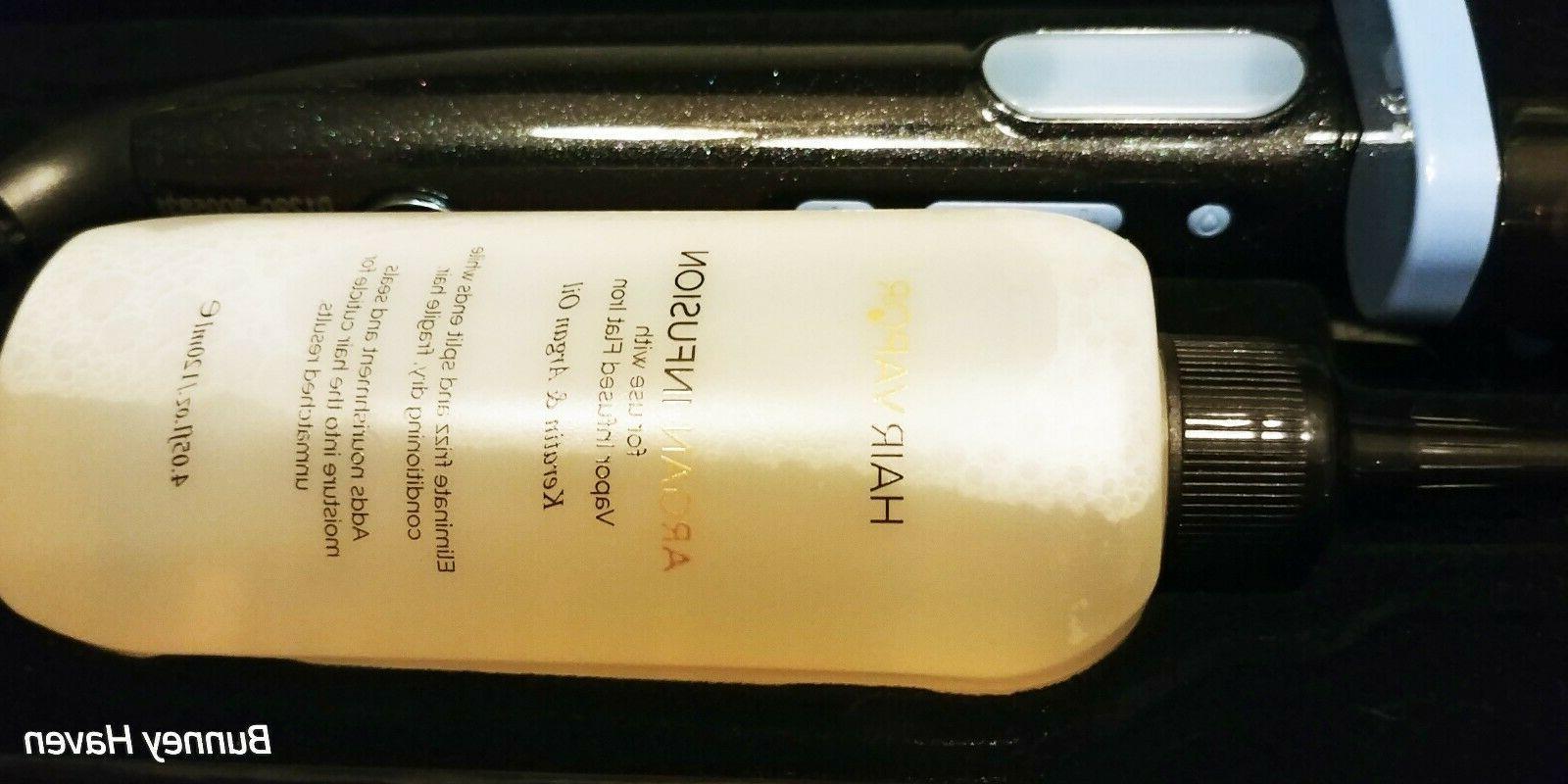Soleil Vapor Infused Heat Flat Hair Vapor Infusion 120ml