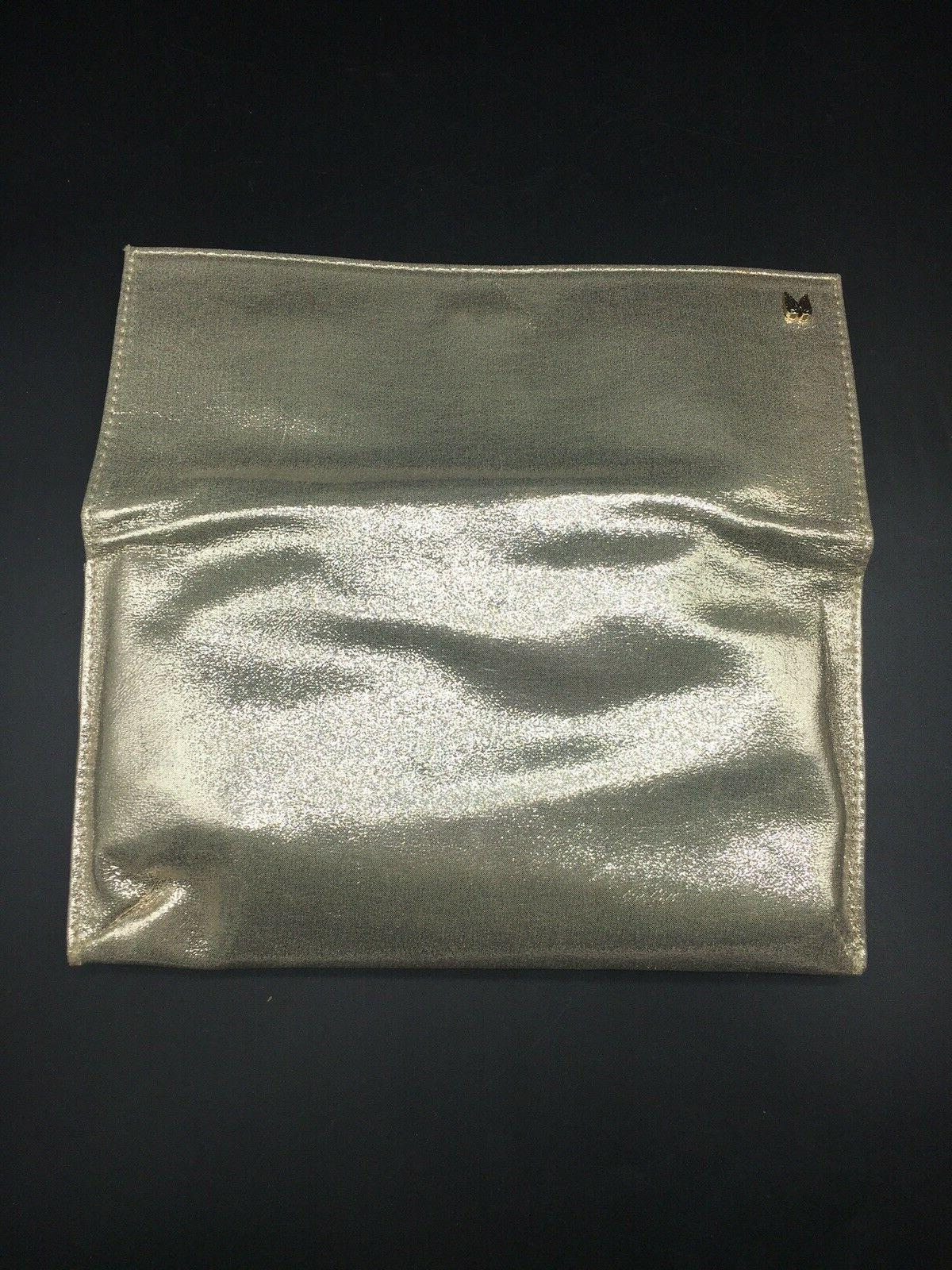 Victoria's Secret Travel Professional Flat Iron Straightener Gold