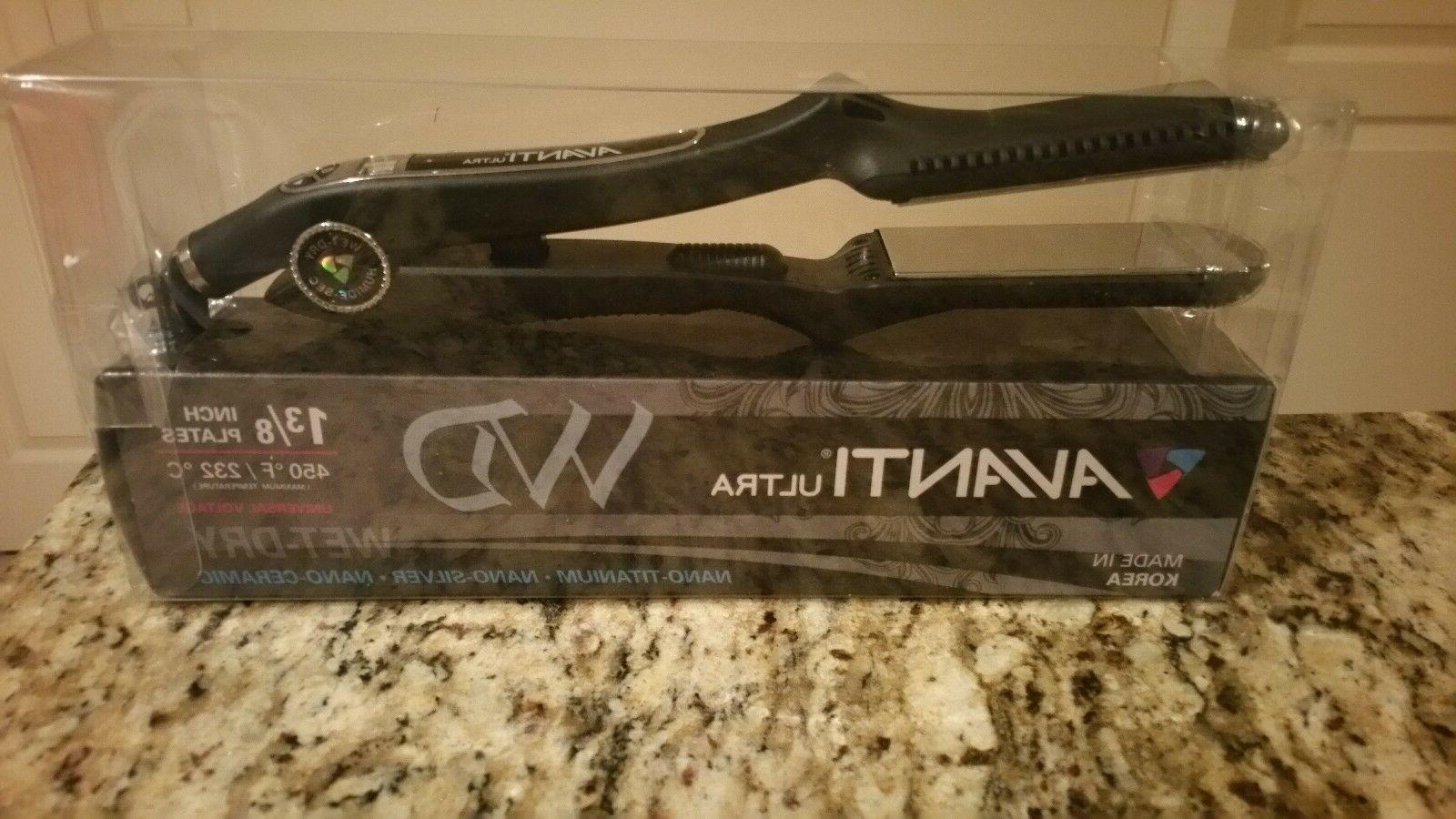 Avanti Ultra Straightener