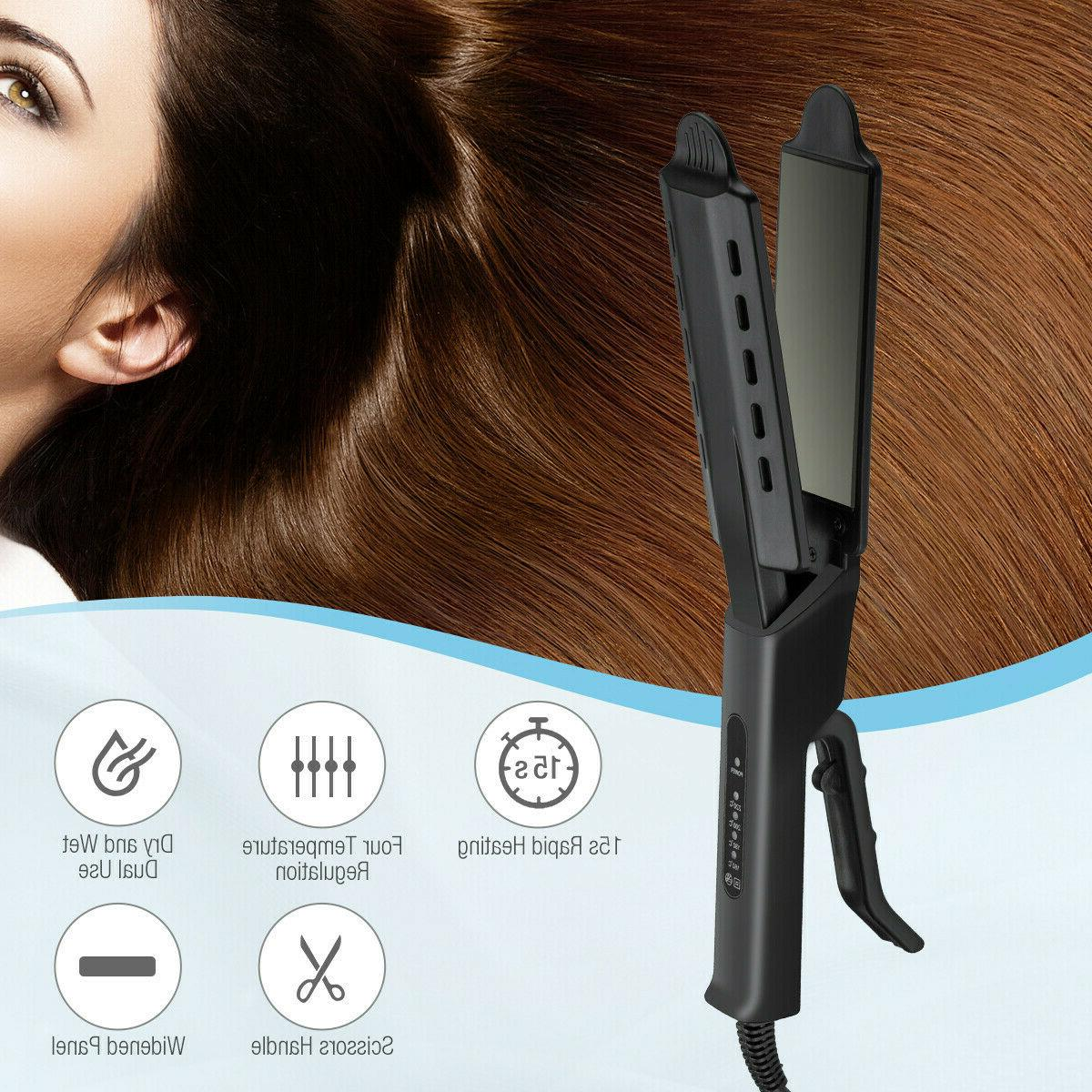 Ionic Hair Straightener US New