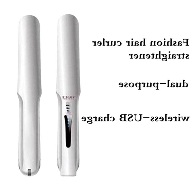 XMX-Usb Straightener Tool Mini Cordless <font><b>Iron</b></font>