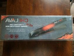 "CHI Lava 1"" Volcanic Lava 1"" Ceramic Hairstyling Flat Iron"