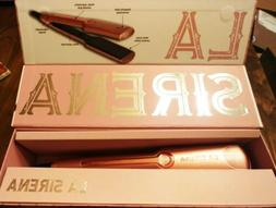 La Sirena Lightweight M4 Flat Iron Color~Rose Gold Ceramic P