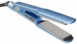 "Babyliss Pro Nano Titanium 1.25"" Flat Iron Ultra Thin Hair S"
