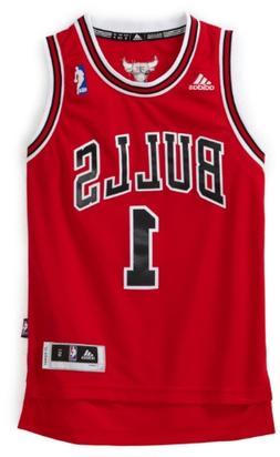 NBA Chicago Bulls Derrick Rose Swingman Road Youth Jersey, R