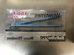 New Authentic BaByliss Pro Nano-Titanium Ultra-Slim Profile