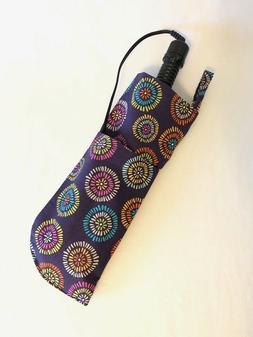 New Heat Resistant Curling Iron Flat Iron Holder Purple Curl