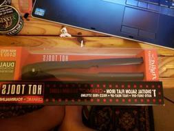 """New in box Hot Tools Professional 1"""" Digital Salon Flat Iron"""