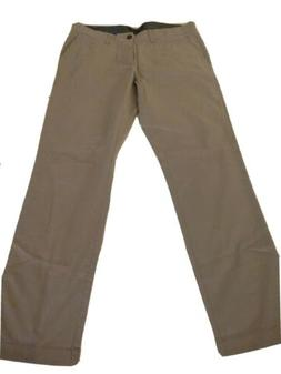 NEW Men TOMMY HILFIGER Tailored Fit Flat Iron Chino Pant 34