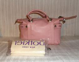Botkier New York Light Pink 'Flatiron' Small Satchel ~Retail