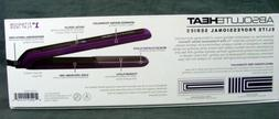 nib pro titanium digital hair flat iron
