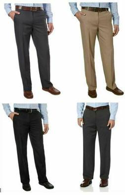 NWT Mens Izod Dress Pant Performance Stretch Stretch Straigh