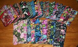 Vera Bradley Iconic Curling & Flat Iron Cover or Straighten