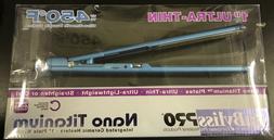 "Babyliss PRO 1"" Ultra Thin Nano Titanium Flat Iron Hair Stra"