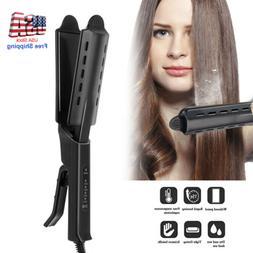 Professional Hair Straightener Four Gear Ceramic Tourmaline